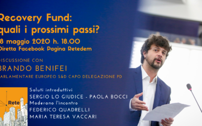 Recovery Fund: quali i prossimi passi?